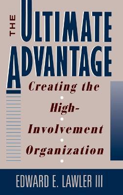 The Ultimate Advantage by Edward E. Lawler, III