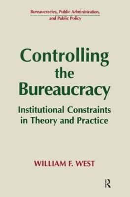 Controlling the Bureaucracy book