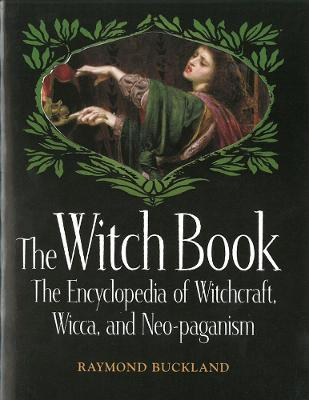 Witch Book by Raymond Buckland