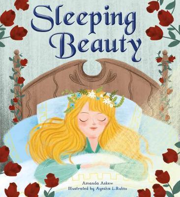Storytime Classics: Sleeping beauty book
