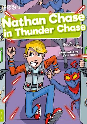 Nathan Chase in Thunder Chase book