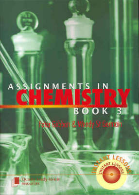 Assignments in Chemistry  Bk. 3 by Peter Gribben