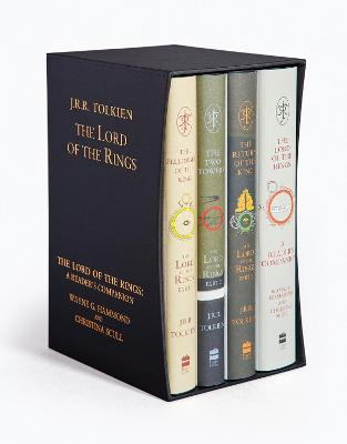The Lord of the Rings Boxed Set by J. R. R. Tolkien