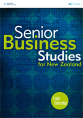 Senior Business Studies Teachers Resource CD by Lloyd Gutteridge