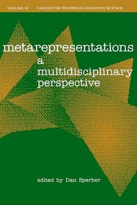 Metarepresentations by Dan Sperber