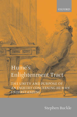 Hume's Enlightenment Tract by Stephen Buckle