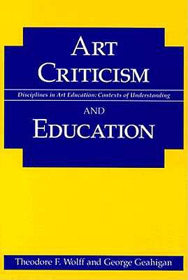 Art Criticism and Education book