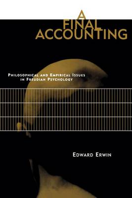 A Final Accounting by Edward Erwin