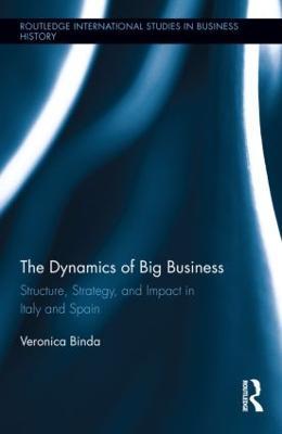 Dynamics of Big Business book