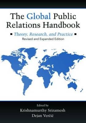 The Global Public Relations Handbook by Krishnamurthy Sriramesh