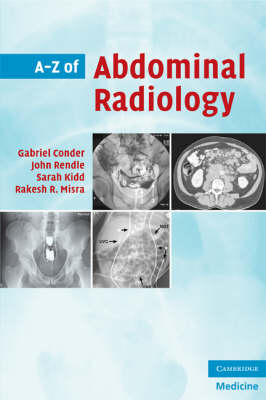 A-Z of Abdominal Radiology book