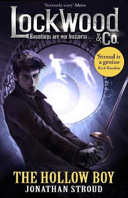 Lockwood & Co: The Hollow Boy book