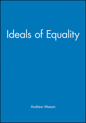 Ideals of Equality book