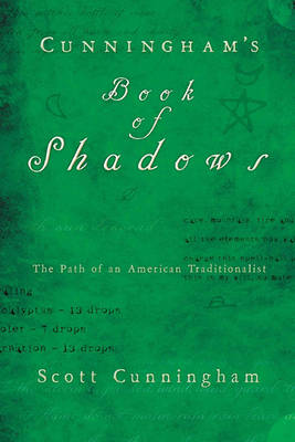 Cunningham's Book of Shadows by Scott Cunningham