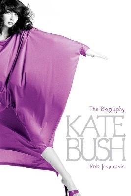 Kate Bush by Rob Jovanovic