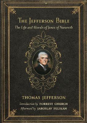 Jefferson Bible book
