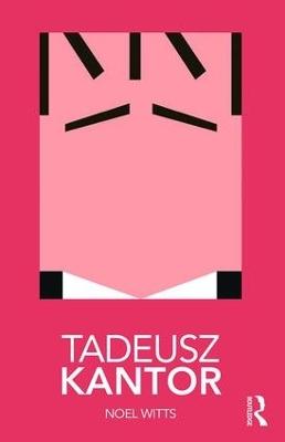 Tadeusz Kantor book