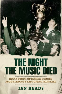 Night The Music Died book