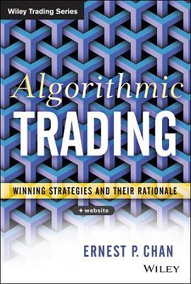 Algorithmic Trading by Ernie Chan