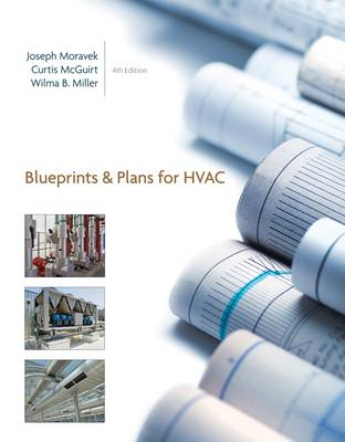 Blueprints and Plans for HVAC by Joseph Moravek