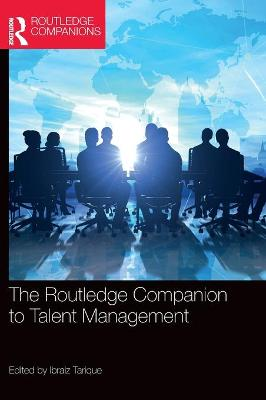The Routledge Companion to Talent Management book