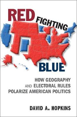 Red Fighting Blue by David A. Hopkins