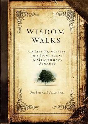 Wisdom Walks by Dan Britton