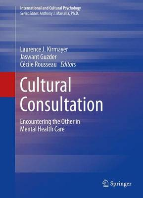 Cultural Consultation by Laurence J. Kirmayer