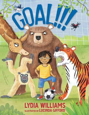 Goal!!! by Lydia Williams