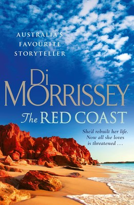 The The Red Coast by Di Morrissey