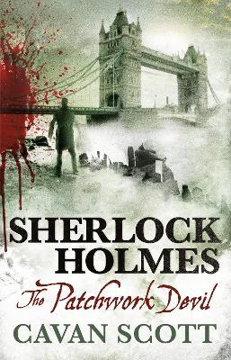 Sherlock Holmes by Cavan Scott