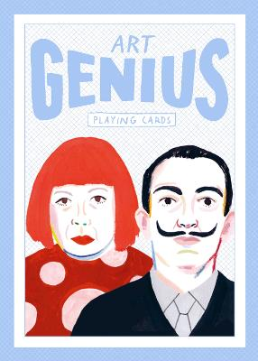 Genius Art (Genius Playing Cards) by Rebecca Clarke
