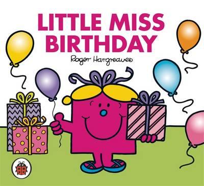 Little Miss Birthday book