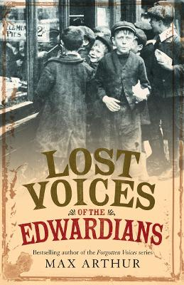 Lost Voices of the Edwardians book