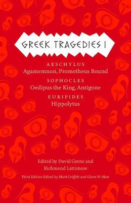 Greek Tragedies 1 book