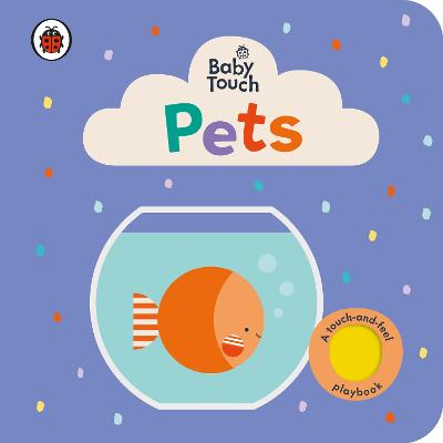 Baby Touch: Pets book