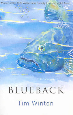 Blueback by Tim Winton
