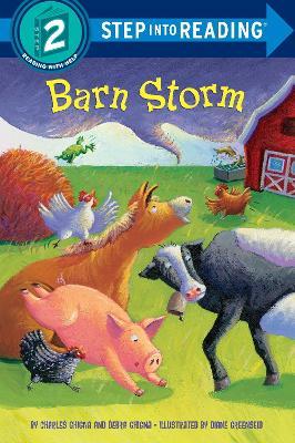 Barn Storm book