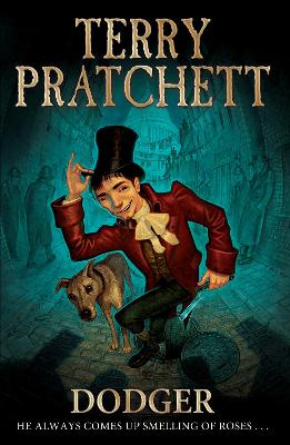 Dodger by Terry Pratchett