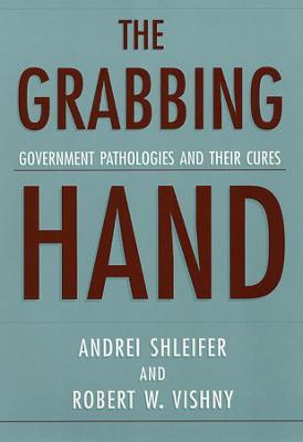 Grabbing Hand book