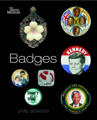 Badges by Philip Attwood