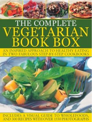 Complete Vegetarian Book Box by Nicola Graimes