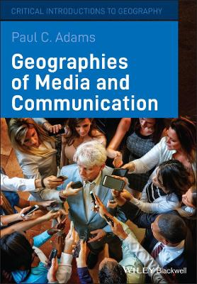 Geographies of Media and Communication book