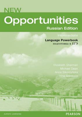 Opportunities Russia Intermediate Language Powerbook by Michael Dean