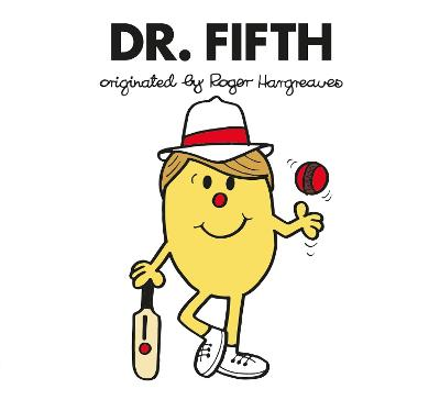 Doctor Who: Dr. Fifth (Roger Hargreaves) by Adam Hargreaves