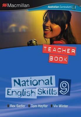 National English Skills 9 - Teachers Book by Sadler Rex K