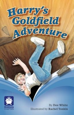 Pearson Chapters Year 4: Harry's Goldfield Adventure (Reading Level 29-30/F&P Levels T-U) by Dee White
