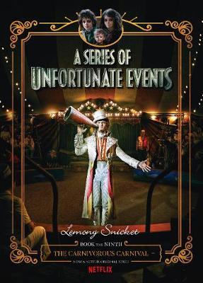Series Of Unfortunate Events #9 book