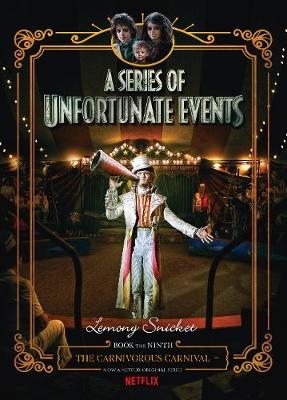 A Series Of Unfortunate Events #9 by Lemony Snicket