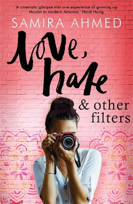 Love, Hate & Other Filters book